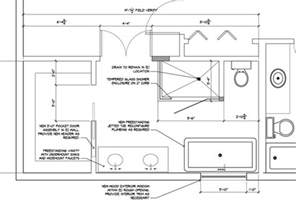 large master bathroom floor plans master bath remodel the big stuff the ravenna girls