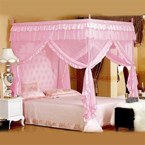bed canopies for adults princess bed canopies adults four corner lace