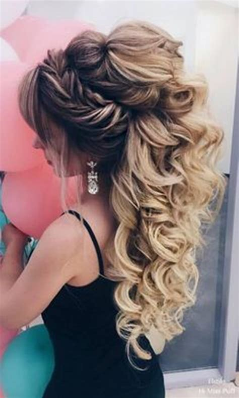 Prom Hairstyles by 69 Amazing Prom Hairstyles That Will Rock Your World