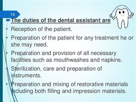 What Are The Responsibilities Of A Dentist by Vallari By Vallari Shah