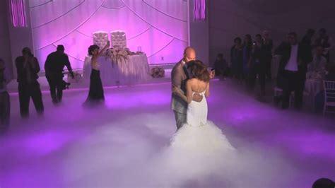 Dancing On The Clouds  Wedding Fog Machine   YouTube