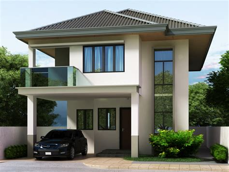 two story house designs two story house plans series php 2014005