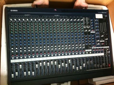 Mixer Yamaha Mg 24 yamaha mg24 14fx image 685891 audiofanzine