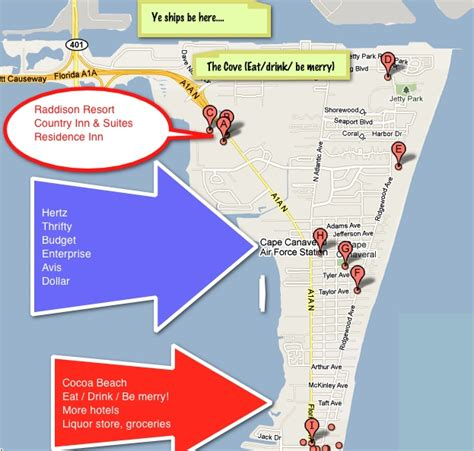 port canaveral car rentals cruise critic message board