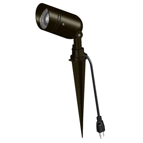 Lu Sorot Spot Light Led Outdoor Br8508 5w bell weatherproof portable led spike light spled2z the home depot