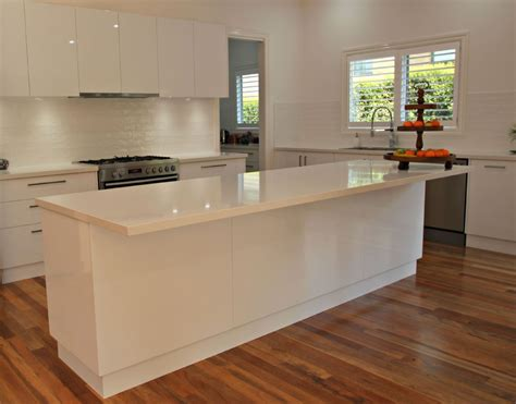 modern ballarat white kitchen cabinets matthews joinery