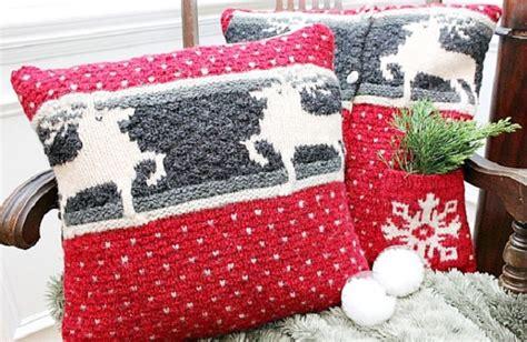 cuscino fai da te cuscini natalizi fai da te fotogallery donnaclick