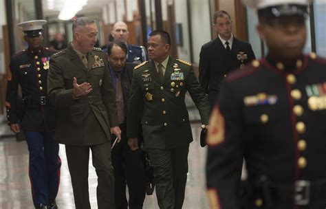 general gatot nurmantyo biography was the indonesian military chief s us flight incident a