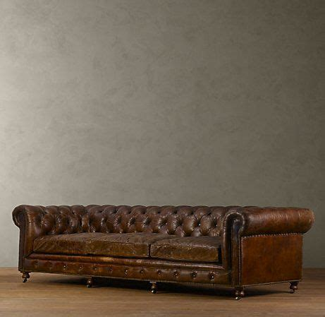 restoration hardware brown leather couch tuft leather couch from restoration hardware home
