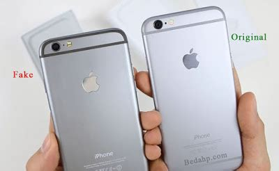 Hp Replika Iphone 6 Plus 13 cara membedakan iphone 6 asli dan palsu replika beda hp
