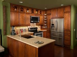 pictures of small kitchen design ideas from hgtv hgtv kitchen design ideas jamesdingram