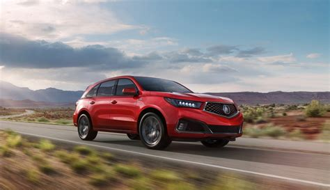 acura mdx  spec package creates  sharp adept