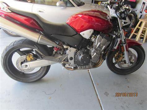 honda hornet 919 2006 honda hornet 919 cb900 f cb900f for sale on 2040 motos