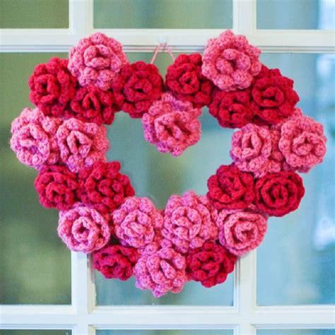valentines day crochet patterns free valentine s day crochet patterns yarn projects