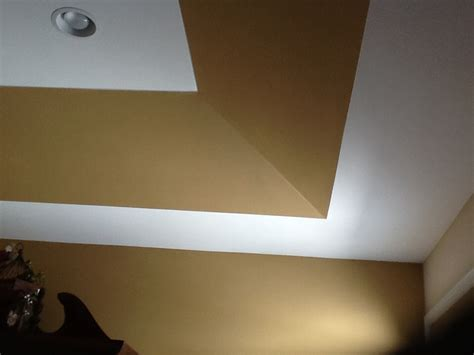 Painting A Tray Ceiling To Add Interest Interior Design Painting Tray Ceiling