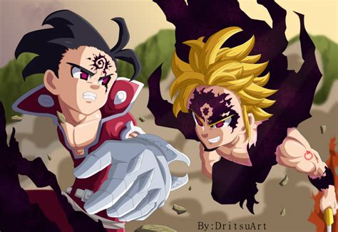 Anime 7 Deadly Sins Season 3 by When Will Seven Deadly Sins Season 3 Come Out Otakukart