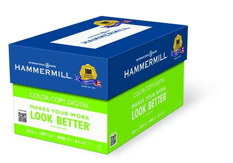 hammermill color copy digital hammermill paper color copy digital 32lb 8 x 11 letter100