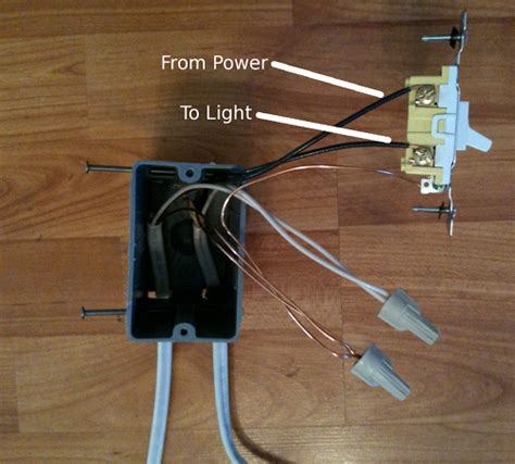 how to hook up a light switch best how to connect wires to a light switch gallery