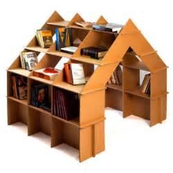 Cardboard Bookshelves by Kids Furniture That S Flat Out Fun A Cardboard