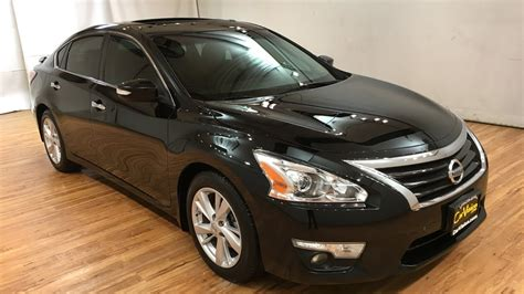 2014 nissan altima sunroof 2014 nissan altima 2 5 sv sunroof rear carvision
