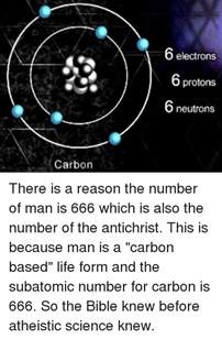Number Of Protons In Carbon Carbon Electrons 6 Protons 6 Neutrons There Is A Reason