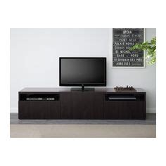 besta discontinued tv stand with baroque frame in glossy black perfect for