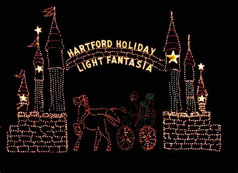 holiday light fantasia visit ct