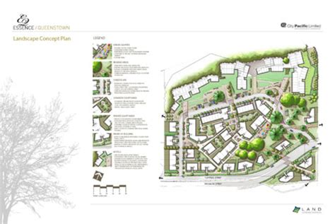 urban housing design land landscape architects queenstown urban design streetscape reserve design