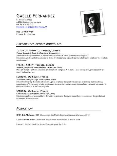 Lettre De Motivation Anglais Bts Am Modele Cv Bts Assistant Manager Cv Anonyme