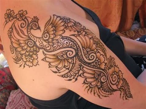 henna tattoo tribal art 20 best shoulder mehndi designs for those who to