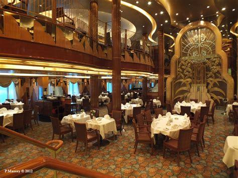 Britannia Dining Room Qm2 Photo Elizabeth Britannia Restaurant 20120114 017