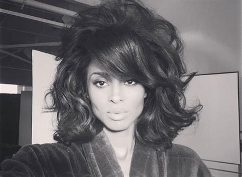 1960s hair african american ciara channeling 1960 s hairstyles