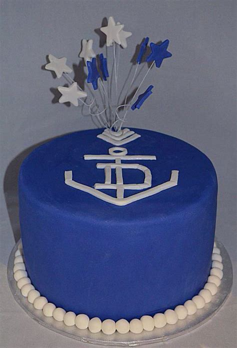 dockers birthday cake for afl footy birthday
