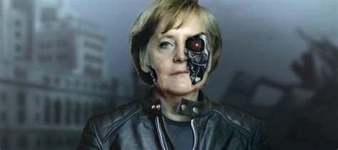 Terminator Detox Drink by Angela Merkel S Mania For Austerity Is Destroying Europe