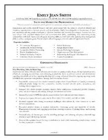 Personal Trainer Resume Sle by Sales Trainer Resume Objective