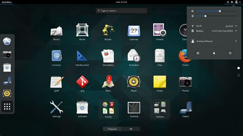 gnome themes overlay gnome 3 16 release notes