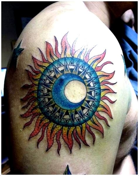 sun tattoos for men 25 beautiful sun designs for and