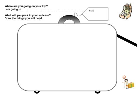 what will you pack in your suitcase by ramli teaching