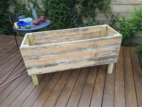 drainage  planter box bunnings workshop community
