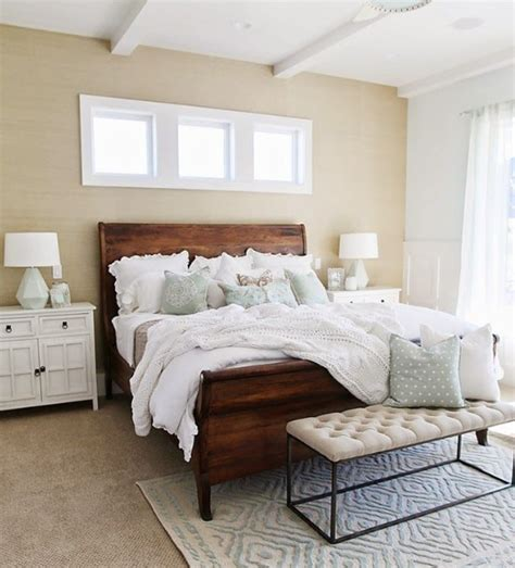farmhouse style bedroom with minimalist decor concepts decolover net