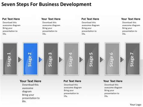 business development presentation template developing a business plan template plan template
