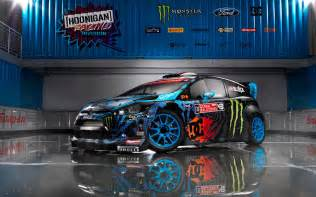 ford st grc front three quarter ken block photo 6