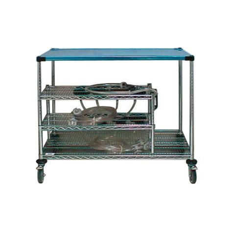 Racks Direct by Nexel Cart 24x30 Unassembled Lancer Direct