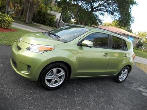 sell used 2009 scion xd loaded leather low low miles release 2 0 series illuminated in fort