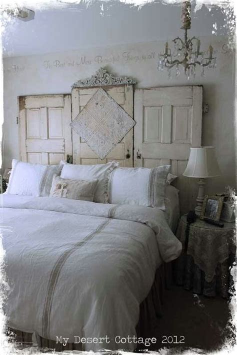 25 best ideas about shabby chic headboard on pinterest