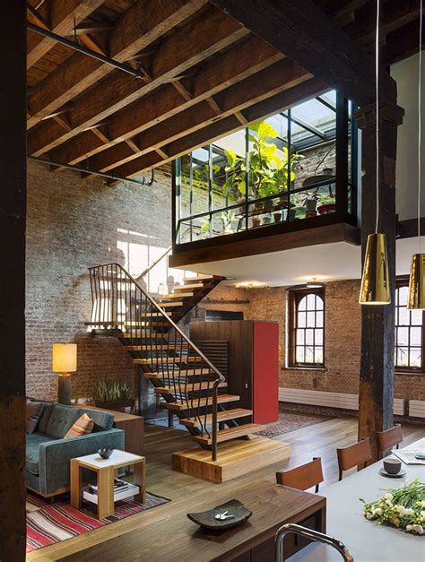 Warehouse Appartments by Interior Design A Converted Soap Warehouse In Tribeca