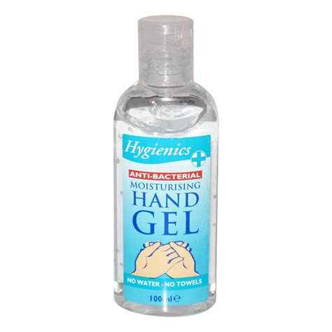 gel 100ml hygienics anti bacterial gel 100ml anti bacterial personal care multipharmacy