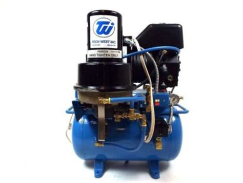 used tech west acl2s1 air compressor for sale dotmed listing 1749788