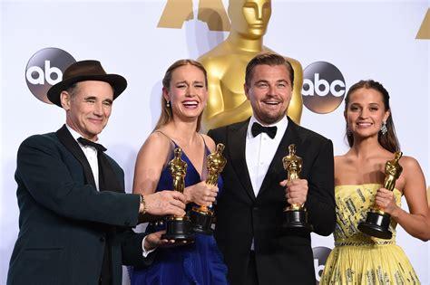 film oscar lista lista de ganadores de los oscars 2016 spotlight mejor