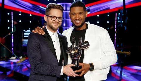 the voice season 6 winner is team ushers josh kaufman who won the voice season 6 finale team usher josh